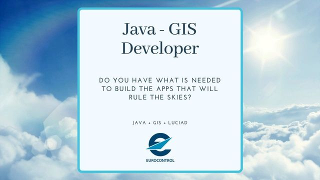 IT Job - Java - GIS Developer - Sprint CV