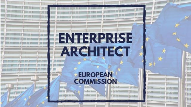 IT Job - Enterprise Architect at European Commission - Sprint CV