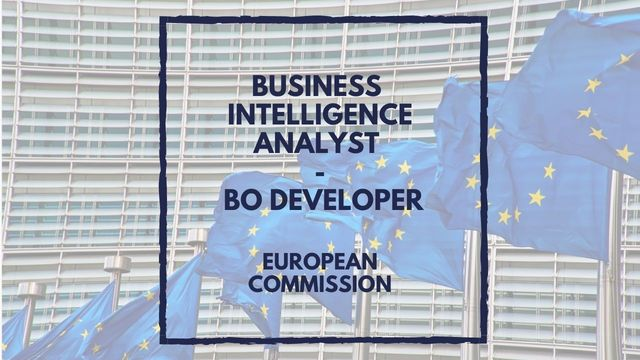 IT Job - Senior Business Intelligence Analyst - Business Objects Developer at European Commission - Sprint CV