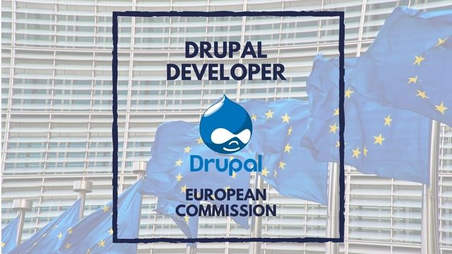 IT Job - Drupal Developer at the European Commission - Sprint CV