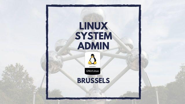 IT Job - Linux System Administrator  - Sprint CV