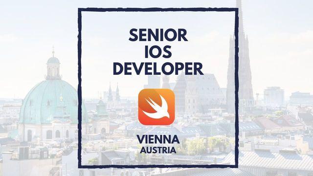 IT Job - Senior iOS Developer in Vienna - Sprint CV