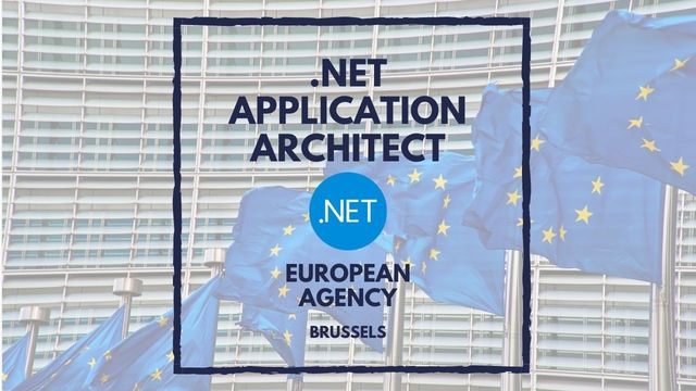 IT Job - .NET Application Architect at the European Commission - Sprint CV