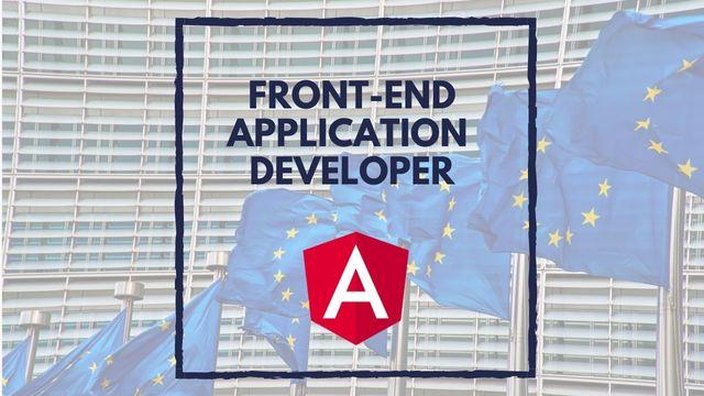 IT Job - Front-end Developer at European Commission - Sprint CV